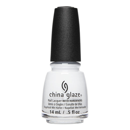 China Glaze - Blanc Out 0.5 oz - #66223