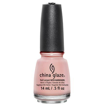 China Glaze - Diva Bride 0.5 oz - #70286