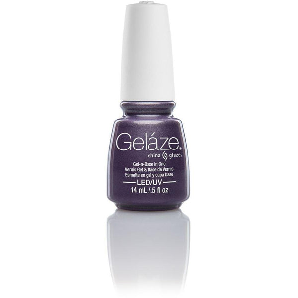 China Glaze Gelaze - Avalanche 0.5 oz - #81618