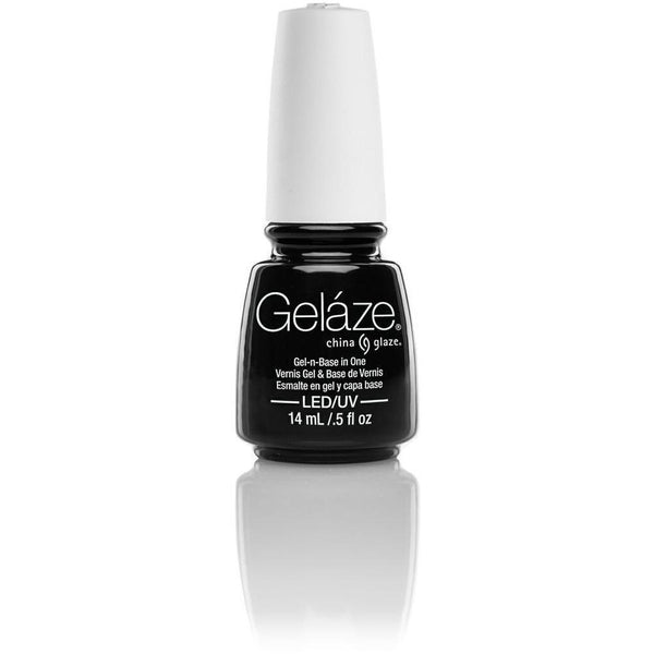 China Glaze Gelaze - Liquid Leather 0.5 oz - #81615