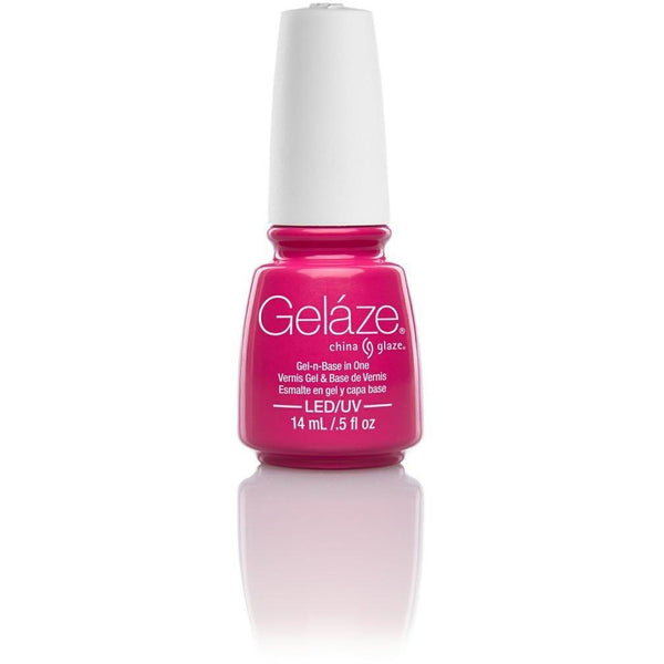 China Glaze Gelaze - Rich & Famous 0.5 oz - #81641