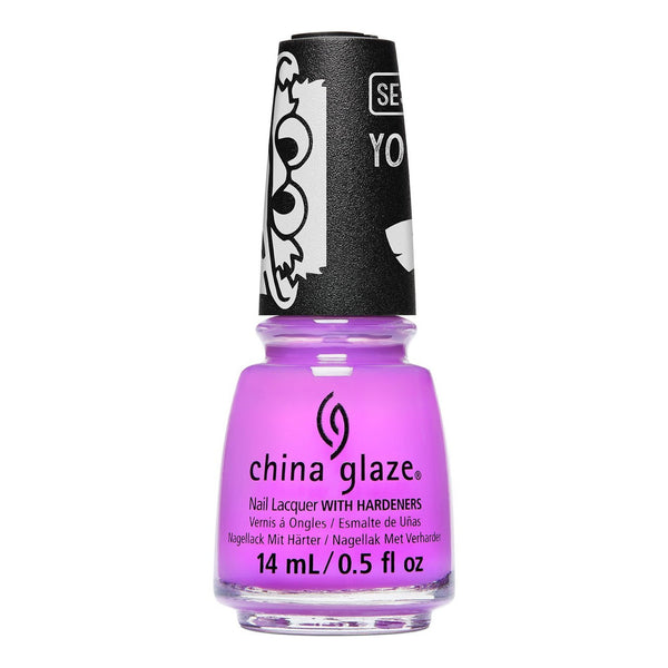 China Glaze - I Count Even... 0.5 oz - #84672