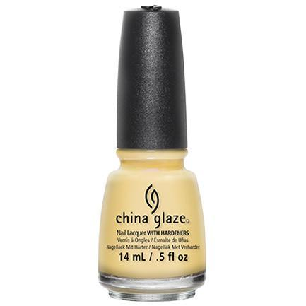 China Glaze - Lemon Fizz 0.5 oz - #80941