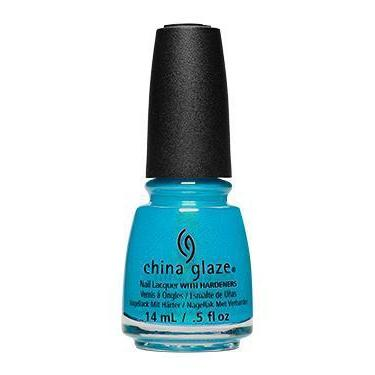 China Glaze - Mer-made For Bluer Waters 0.5 oz - #84199