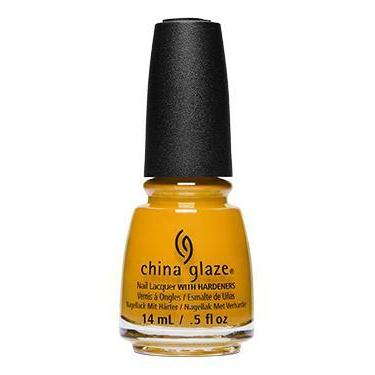 China Glaze - Mustard The Courage 0.5 oz - #84296