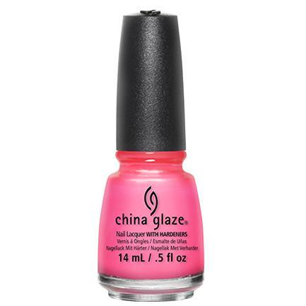 China Glaze - Peonies & Park Ave 0.5 oz - #81757