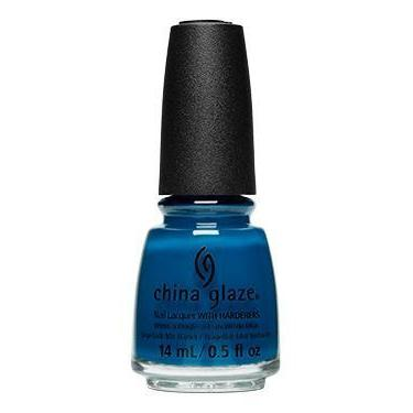 China Glaze - Saved By The Blue Bell 0.5 oz - #84618