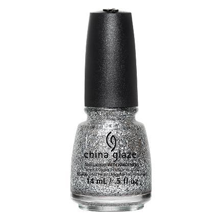 China Glaze - Silver Of Sorts 0.5 oz - #82699