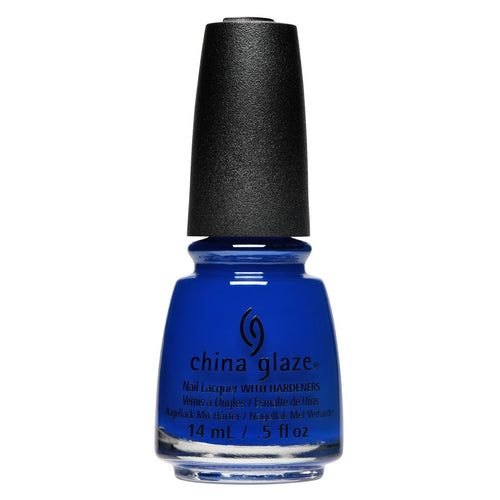 China Glaze - Simply Fa-blue-less 0.5 oz - #80015
