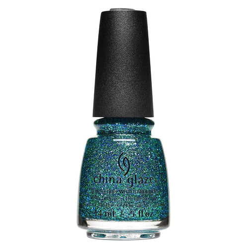 China Glaze - Teal The Fever 0.5 oz - #84112