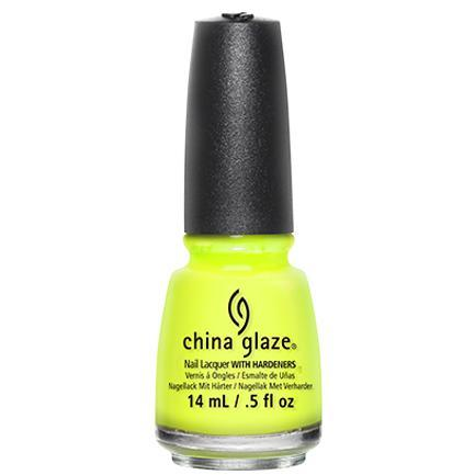 China Glaze - Yellow Polka Dot Bikini 0.5 oz - #80948