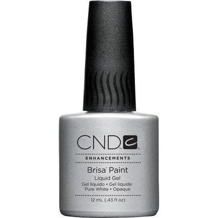 CND - Brisa Paint Pure White - Opaque 0.43 oz