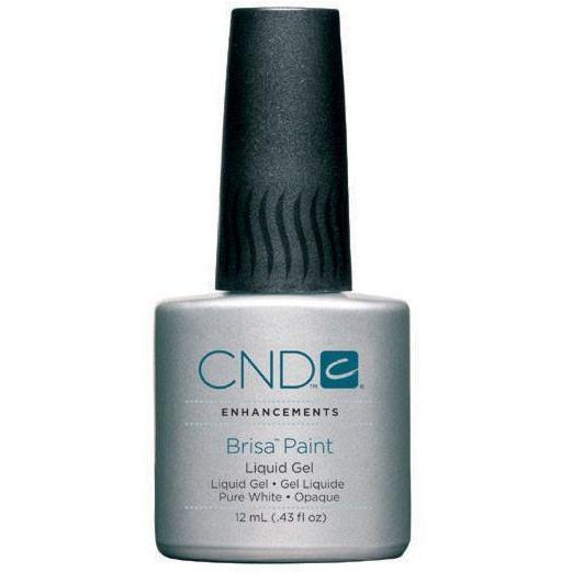 CND - Brisa Paint Soft White - Opaque 0.43 oz