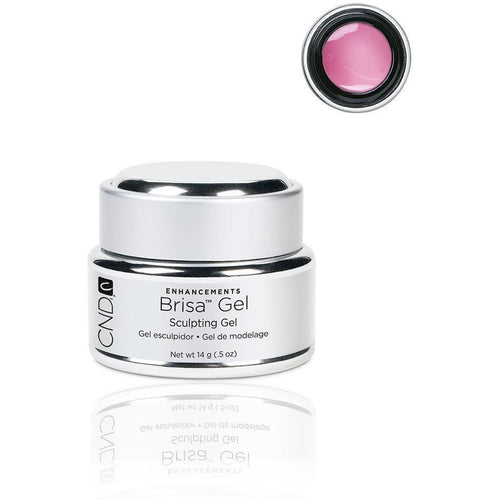 CND - Brisa Sculpting Gel - Pure Pink - Sheer 0.5 oz