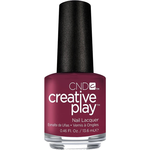 CND Creative Play -  Berry Busy 0.5 oz - #460