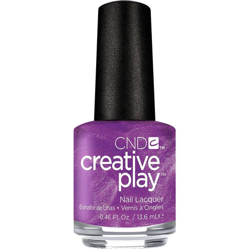 CND Creative Play -  Fuchsia Is Ours 0.5 oz - #442