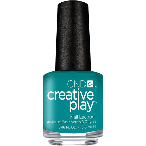 CND Creative Play -  Head Over Teal 0.5 oz - #432