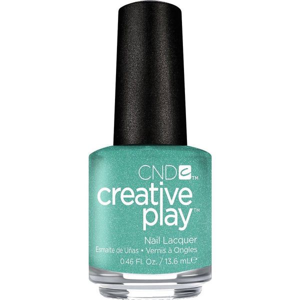 CND Creative Play -  My Mo Mint 0.5 oz - #429