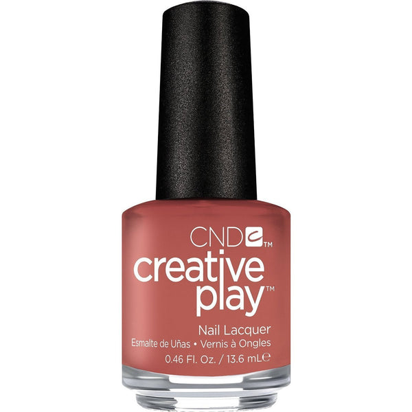 CND Creative Play -  Nuttin To Wear 0.5 oz - #418