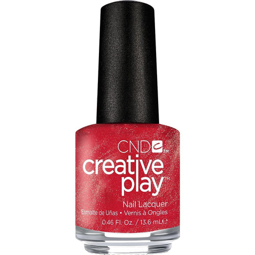 CND Creative Play -  Persimmon Ality 0.5 oz - #419