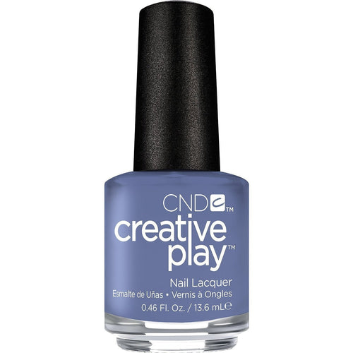 CND Creative Play -  Steel The Show 0.5 oz - #454