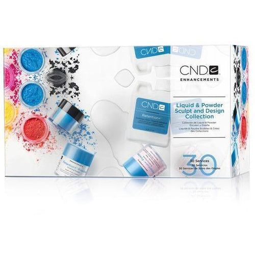 CND Liquid & Powder Sculpt And Design Collection