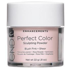 CND - Perfect Color Powder - Blush Pink - Sheer 0.8 oz