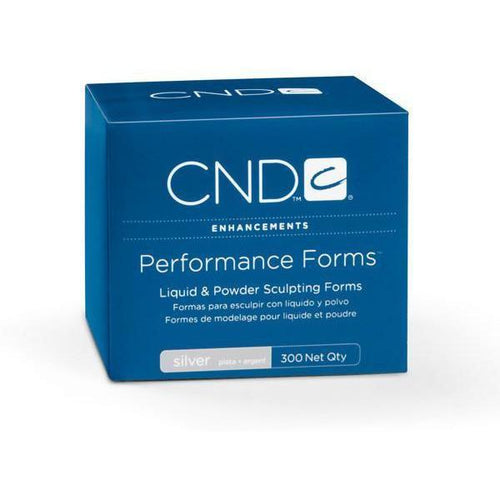 CND - Performance Forms - Silver 300 Count