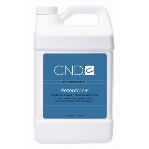 CND - Retention Nail Sculpting Liquid 1 Gallon