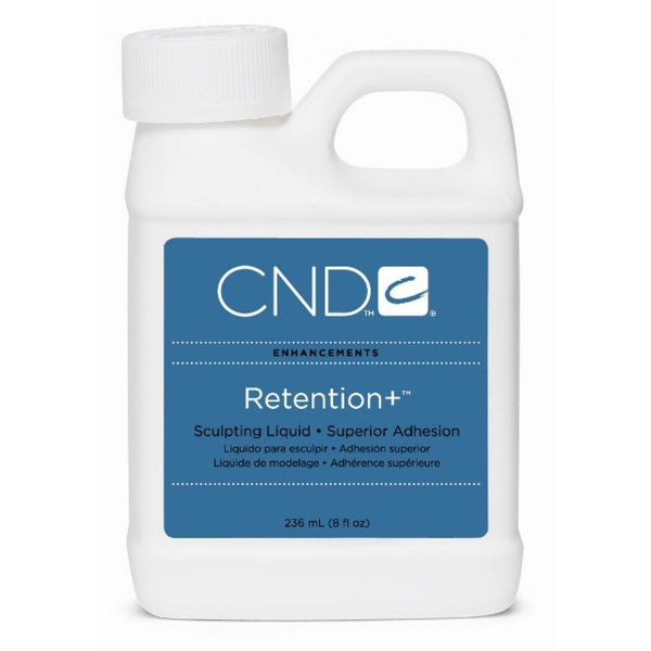 CND - Retention Nail Sculpting Liquid 8 oz