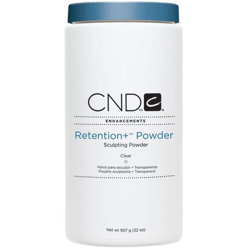 CND - Retention Sculpting Powder - Clear 32 oz