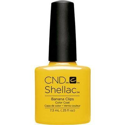 CND - Shellac Banana Clips (0.25 oz)