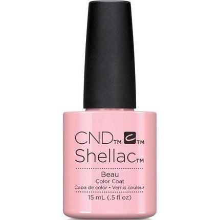 CND - Shellac Beau 0.5 oz