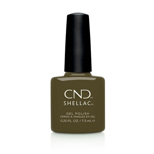 CND - Shellac Cap & Gown (0.25 oz)