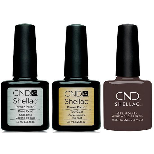 CND - Shellac Combo - Base, Top & Phantom
