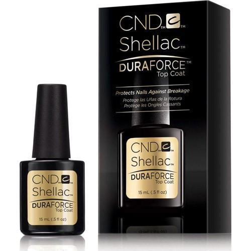 CND Shellac - Duraforce Top Coat 0.5 oz