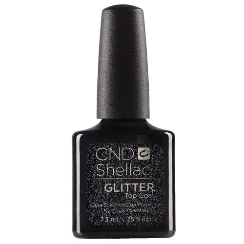 CND Shellac - Glitter Top Coat 0.25 oz
