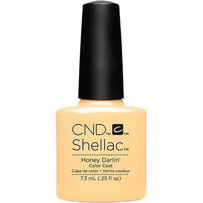 CND - Shellac Honey Darlin (0.25 oz)
