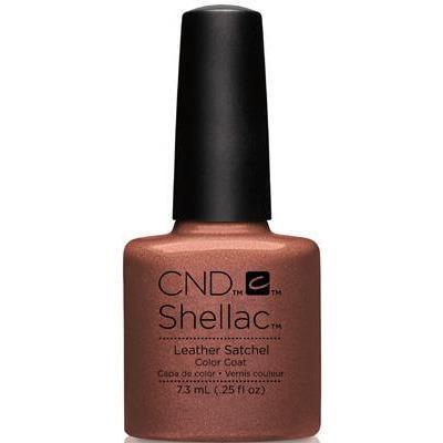 CND - Shellac Leather Satchel (0.25 oz)