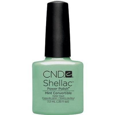 CND - Shellac Mint Convertible (0.25 OZ)