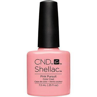 CND - Shellac Pink Pursuit (0.25 oz)