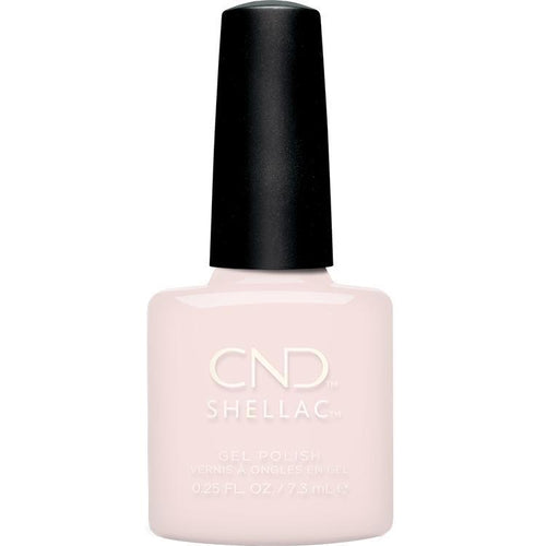 CND - Shellac Satin Slippers (0.25 oz)