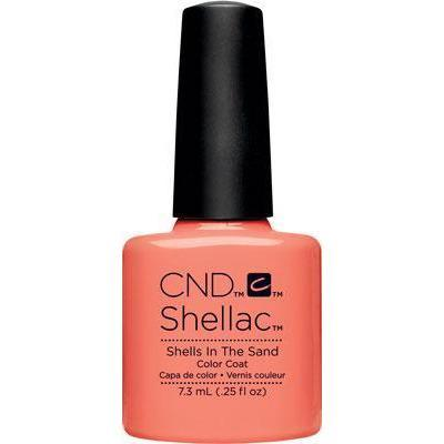 CND - Shellac Shells In The Sand (0.25 oz)