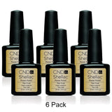 CND Shellac - Top Coat - 6 Pack 0.5 oz