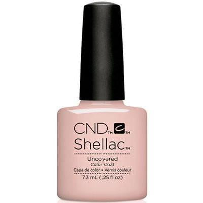 CND Shellac - Uncovered 0.25 oz