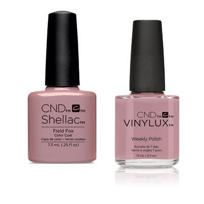 CND - Shellac & Vinylux Combo - Field Fox