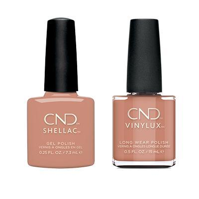 CND - Shellac & Vinylux Combo - Flowerbed Folly