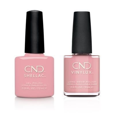 CND - Shellac & Vinylux Combo - Forever Yours