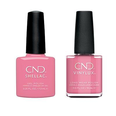 CND - Shellac & Vinylux Combo - Kiss From A Rose