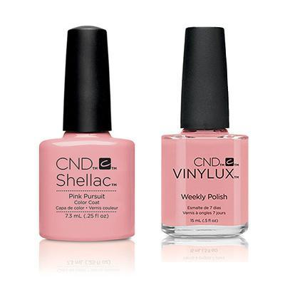 CND - Shellac & Vinylux Combo - Pink Pursuit